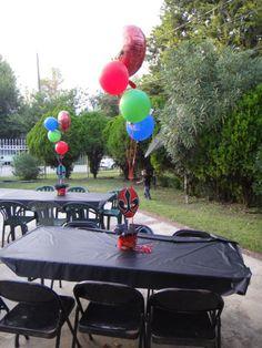 Power Ranger Samurai Birthday Party Ideas