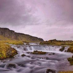 Skaftafell National Park in Iceland. Photo courtesy of max_holiver on Instagram.