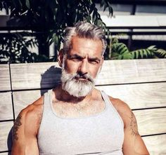 Latest haircuts for classic mature men