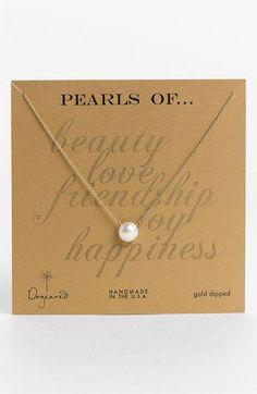 pearls of... beauty, love, friendship, joy & happiness