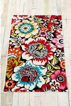 Love this rug too!