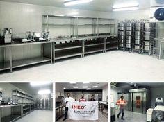 Bakery Kitchen Project in Kuwait BakeryKitchen Equipment | Restaurant Equipment | Catering Equipment | Hotel Equipment In China