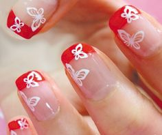 nice Beautiful and Stunning Red Nail Designs Red and Pink Colors of Flower Concept red nail art designs – Nail Design Arts Cute Nail Art Designs, Red Nail Designs, Acrylic Nail Designs, Awesome Designs, Acrylic Nails, Fancy Nails, Love Nails, Red Nails, Pretty Nails