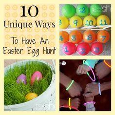 10 Unique Ways To Have An Easter Egg Hunt | eBay