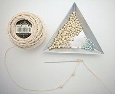 COLAR COM INSTRUÇÕES:  Knot-Cha-Chá!™: Tutorial for the Understatement Necklace