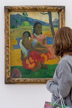 21-1. gauguin, Nafea faa ipoipo (when are you getting married?)