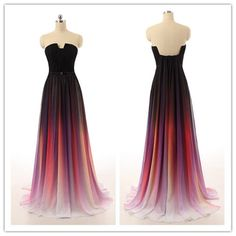 The+Ombre+chiffon+prom+dresses+are+fully+lined,+8+bones+in+the+bodice,+chest+pad+in+the+bust,+lace+up+back+or+zipper+back+are+all+available,+total+126+colors+are+available. This+dress+could+be+custom+made,+there+are+no+extra+cost+to+do+custom+size+and+color.  Description+ 1,+Material:+chiffon...