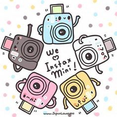 Love love love Instax mini