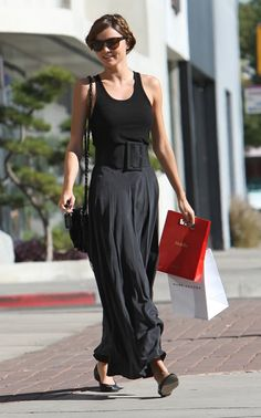 im obsessed with maxi skirts and i think I will be for a while. :D
