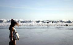 Kuta Beach, Legian, Bali, Indonesia