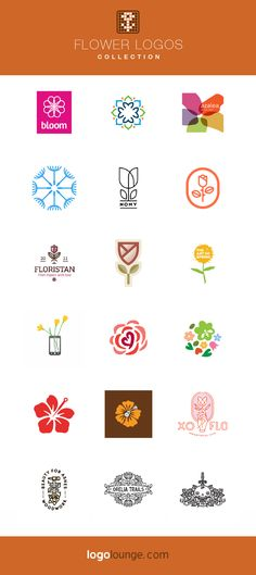 Logo Collection: Flower