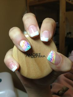 Gel nails. these are cool