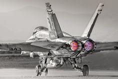 F/A-18E Super Hornet - 2011.11.17 by Jeff D. Welker, via Flickr