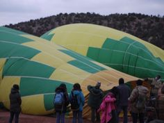 Travel With Somebody - Hot Air Ballooning in Sedona, AZ Meeting New People, Grand Canyon, Traveling By Yourself, Album, Activities, Spaces, Adventure, Hot, Meeting Someone New