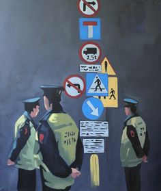 "Zbigniew Sikora ""Impas"" 2013"