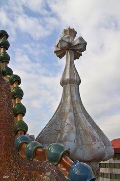 vvv Casa Batlló. Gaudí. by Svetlana Luz on 500px