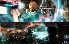 Iron Man 2 HUD http://perceptionnyc.com/content/iron-man-2-case-study