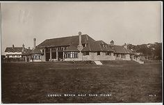 Fine #cooden #beach golf club house, bexhill, view on #photo postcard sent in 191,  View more on the LINK: http://www.zeppy.io/product/gb/2/262621812389/