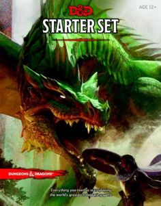Dungeons & Dragons Starter Set Fantasy Roleplaying Fundamentals (D&D Boxed Game)