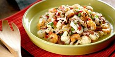 Chilled Grilled Seafood Salad Recipe