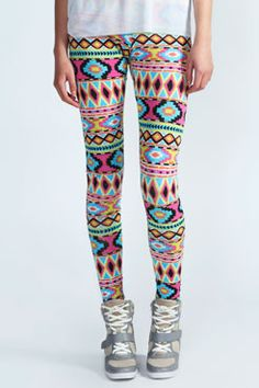 Get ready to feel comfy babe in the latest leggings from boohoo, from black leggings to flattering high waisted leggings. Aztec Leggings, Wet Look Leggings, Tight Leggings, Black Leggings, Online Shopping Clothes, Latest Fashion Trends, Tights, My Style, Pants