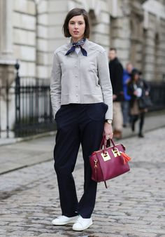 Best-dressed at London Fashion Week - Telegraph