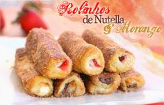 These French Toast Roll-Ups have cream cheese, fruit, or whatever fillings you like rolled up in cinnamon sugar bread. Impressive and crowd pleasing, you'll love these French Toast Roll-Ups. FRENCH TOAST ROLL-UPS We had a rough Breakfast And Brunch, Breakfast Dishes, Breakfast Recipes, Breakfast Ideas, Breakfast Quiche, Homemade Breakfast, Health Breakfast, Aperitivos Finger Food, French Toast Roll Ups