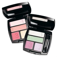 Avon True Colour Eyeshadow Quad www.youravon.com/mohare