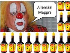 Allemaal Maggi's