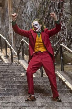 Joker Dancing 2019 Joaquin Phoenix HD Mobile, Smartphone and PC, Desktop, Laptop wallpaper resolutions. Le Joker Batman, Der Joker, Joker And Harley Quinn, Gotham Batman, Batman Art, Batman Robin, Joaquin Phoenix, Photos Joker, Joker Images