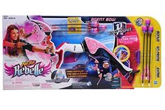 Nerf Rebelle Agent Bow Blaster Exclusive Code Red Collection NEW FREE SHIPPING