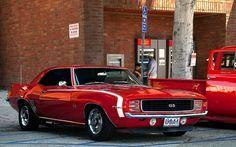 1969 Chevrolet Camaro SS 350 Coupe