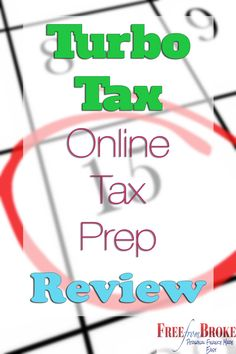 Don't work hard doing your taxes. See why TurboTax is the industry standard in tax software and which TurboTax Online edition is best for you. http://freefrombroke.com/turbotax-online-tax-preparation-software-review/