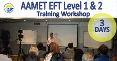 Combined Level 1 & 2 training for busy people. Is this a self development workshop or a career opportunity? *You will receive an Internationally recognized AAMET EFT Level 1 & 2 Certificate of attendance. Early Bird Special $595. (Normally $990) so Book & Pay Now and save $395 Early Bird Special $595 for life changing 3 days. (details below)