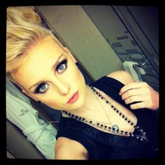 Perrie Edwards, who is dating the perfection that is Zayn Malik.
