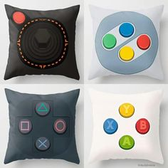 39 Affordable Room Design Ideas With Video Game Theme To Try Asap – Game Room İdeas 2020 Sala Nerd, Deco Gamer, Funny Throw Pillows, Deco Cool, Geek Room, Video Game Rooms, Video Game Bedroom, Video Games, Game Themes
