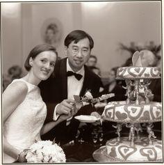 26 augustus 2000  De taart van mijn tante