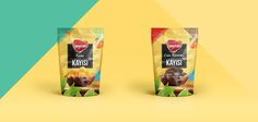 Seyran Nuts on Packaging of the World - Creative Package Design Gallery