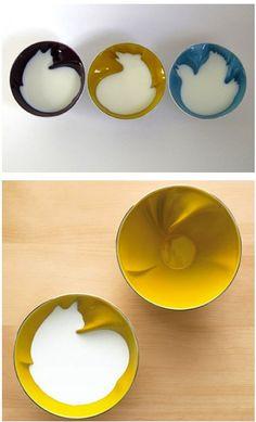 Beautiful designed animal bowls!