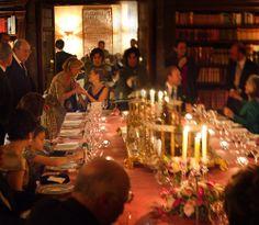 Middagsbordet, stor bryllupsfeiring i Spania 2011. Bryllupsfotograf totte-imagery.com er bosatt i Paris, Frankriket, men tar også oppdrag ellers i Europa og Norge.
