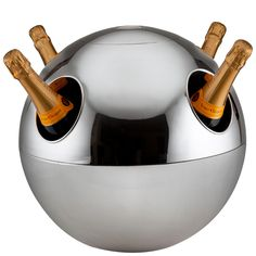 Cool it! Spherical champagne cooler  Italy - c1970
