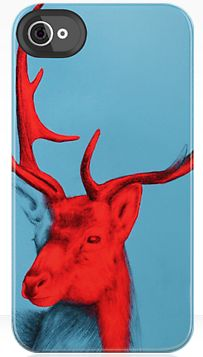 iPhone case. #Antler #Antlers