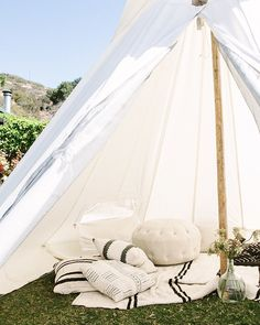 Camp Sunset with Sunset Magazine / Camping / Events / Entertaining / Easy Entertaining / Sunset Magazine