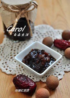 (Carol自在生活)備份: 桂圓紅棗醬