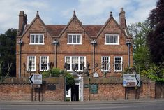 Quebec House, Quebec Square, Westerham, Kent - Birthplace of James Wolfe