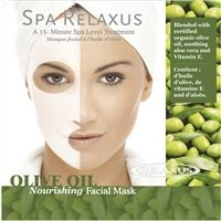 Spa Relaxus - Olive Oil Facial Mask - PPK of 12