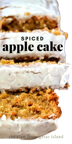 Apple Recipes Easy, Apple Dessert Recipes, Easy Cake Recipes, Fall Recipes, Baking Recipes, Delicious Desserts, Easy Apple Desserts, Autumn Desserts, Beef Recipes