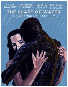 The Shape of Water (2017) alternative poster