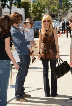 Rachel Zoe Photos - Rodger Berman, son Skylar, and Rachel Zoe attend the John Varvatos 10th Annual Stuart House Benefit presented by Chrysler, Kids Tent by Hasbro Studios, at John Varvatos Los Angeles on March 10, 2013 in Los Angeles, California. - 10th Annual John Varvatos Annual Stuart House Benefit 4