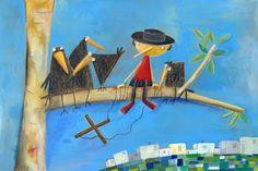 Pinotxo il·lustrat / Pinocho ilustrado / Pinocchio illustrated